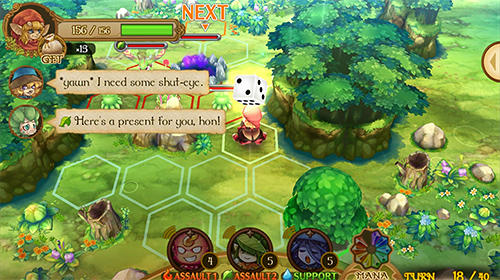 Egglia: Legend of the redcap offline für Android