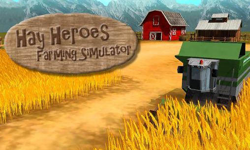 Hay heroes: Farming simulator ícone