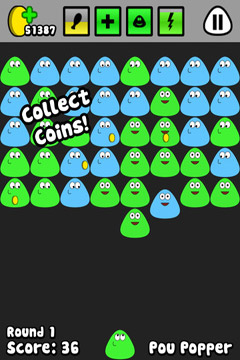 Pou for iPhone for free
