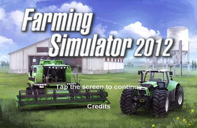 логотип Ферма 2012