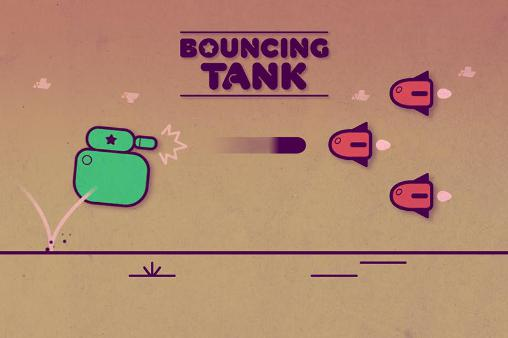 Bouncing tank capture d'écran