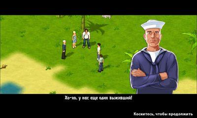 The Island: Castaway auf Deutsch