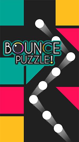Balls bounce puzzle! captura de pantalla 1