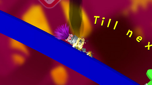 Screenshot Axl und Tuna auf dem iPhone