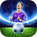 Free kick football champions league 2018 іконка