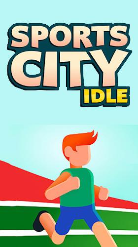 Sports city idle Screenshot