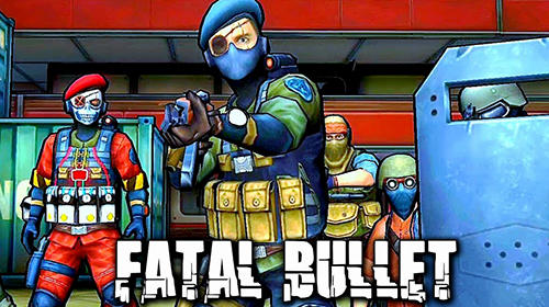 Fatal bullet: FPS gun shooting game скріншот 1