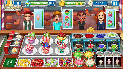 Crazy cooking chef for Android