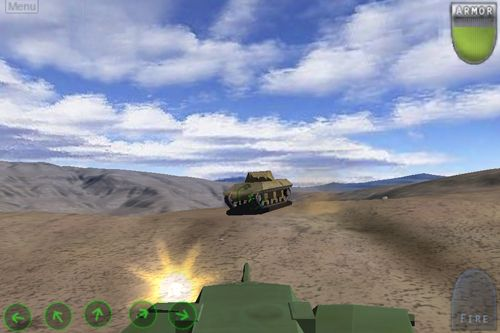 Nach dem Krieg: Panzer der Freiheit für iPhone