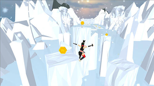 Mad runner: Parkour, funny, hard! für Android