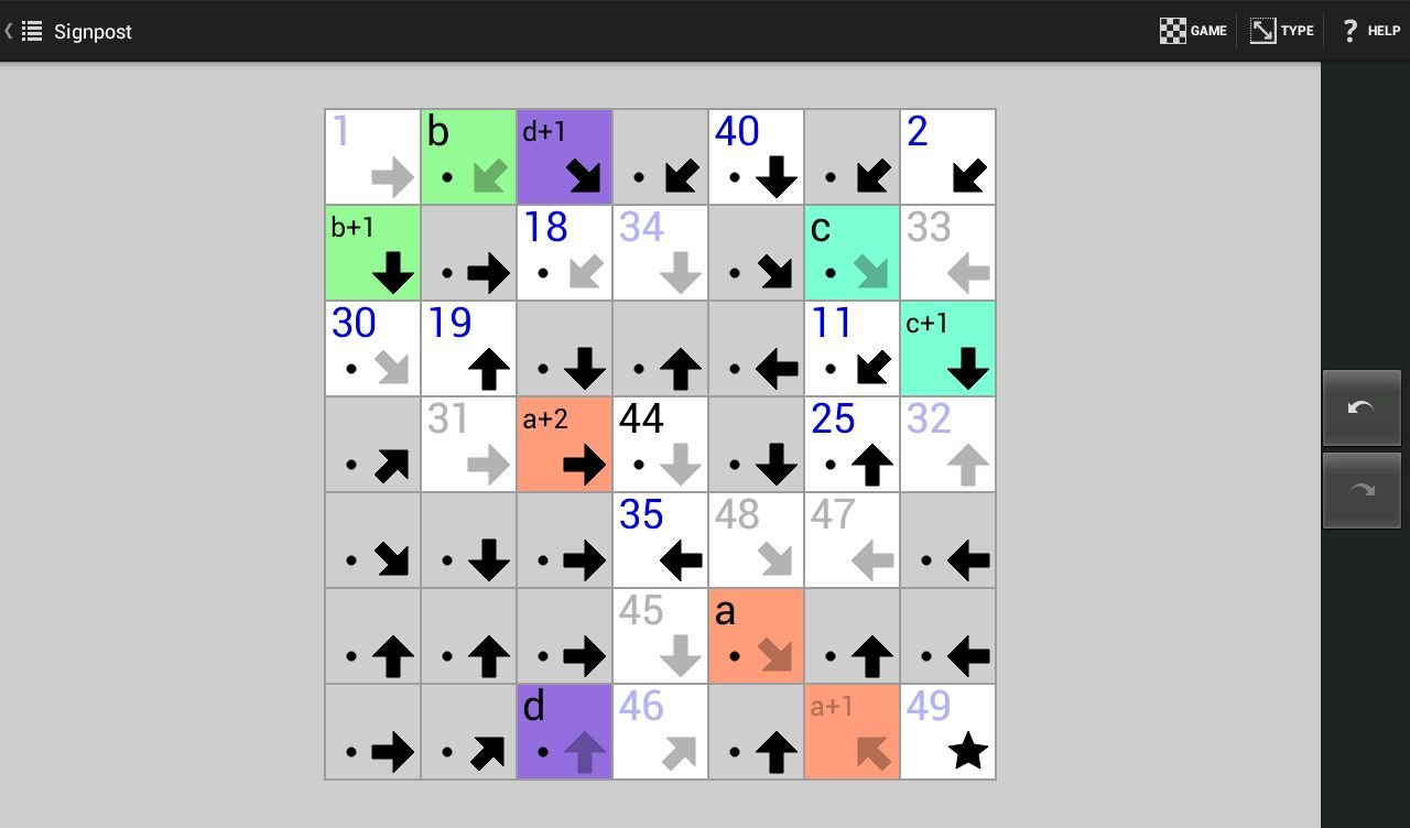 Simon Tatham's Puzzles for Android
