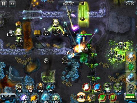 iPhone用ゲーム センチネル3: ホームワールド のスクリーンショット