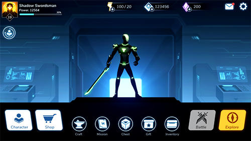 Overdrive 2: Shadow legion для Android