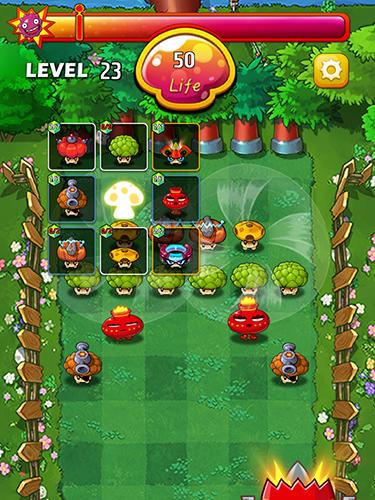 Super mushrooms captura de pantalla 1
