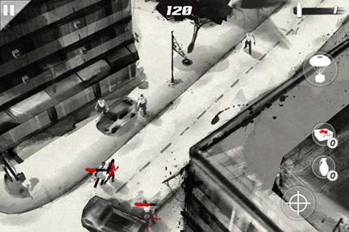 Shooter games: download Bloodstroke: John Woo game на iPhone