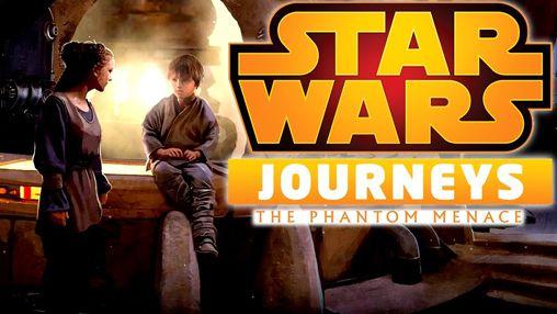 logo Star Wars Journeys: Die dunkle Bedrohung
