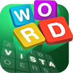 Word vista: Puzzle of bliss icon