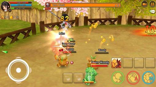 Line: Dragonica mobile für Android