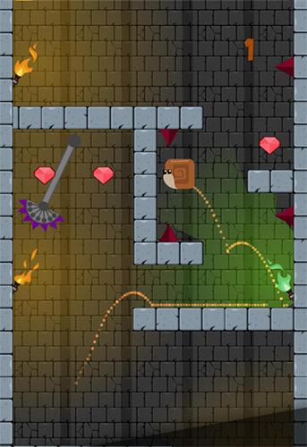 Arcade-Spiele: Lade Ninjasprung auf dein Handy herunter