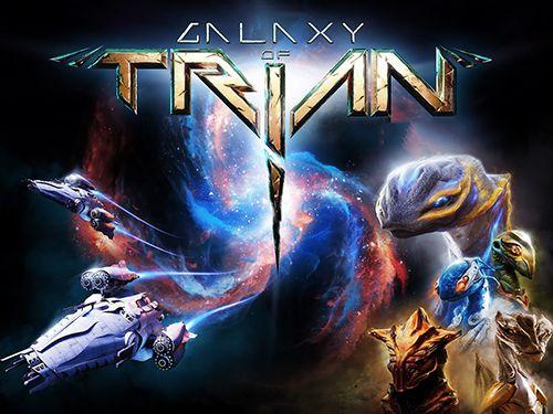 logo Galaxie von Trian