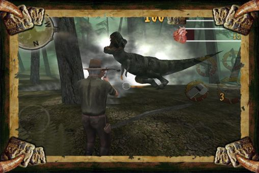 Dino safari 2 screenshot 1