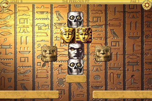 Schätze der Mumie auf Deutsch