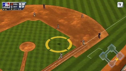 R.B.I. Baseball 14 für iPhone