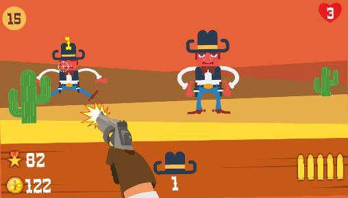 Wild cowboys para Android