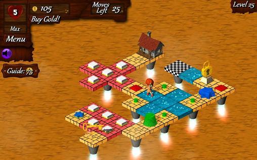 Logikspiele Morphic puzzle für das Smartphone