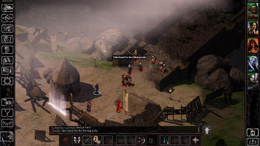 Baldur's gate: Siege of Dragonspear capture d'écran 3