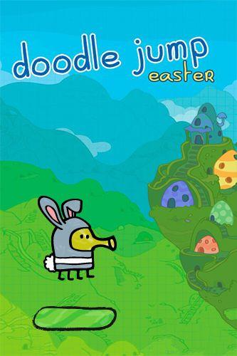 Doodle jump: Easter captura de pantalla 1
