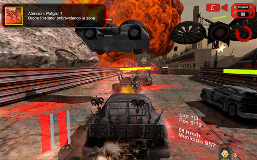 Final race скриншот 1