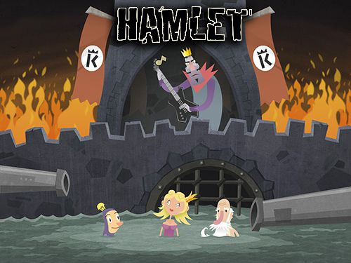 Screenshot Hamlet! auf dem iPhone