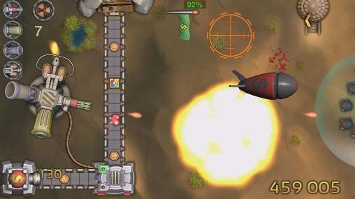 Blood diamonds: Base defense für Android
