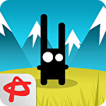 Run rabbit run: Platformer icon