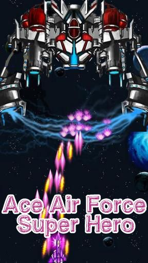 Ace air force: Super hero Screenshot