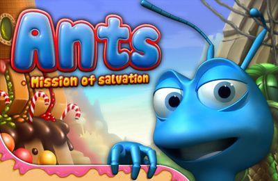 logo Hormigas: Misión de la salvación