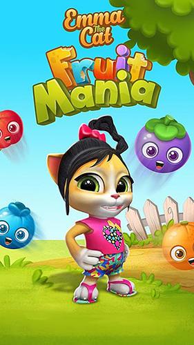 Emma the cat: Fruit mania Screenshot