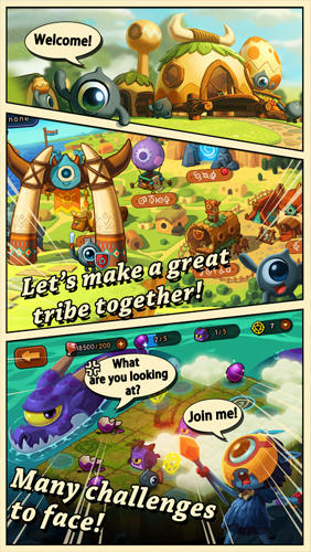 Minimon: Adventure of minions screenshot 2