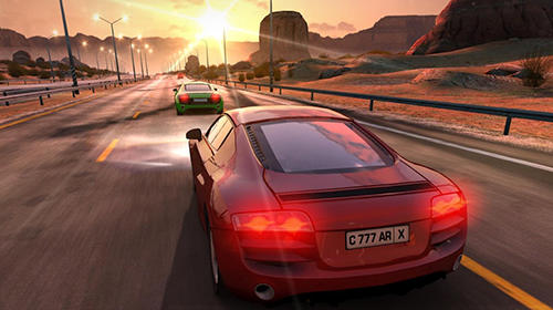 CarX highway racing для Android