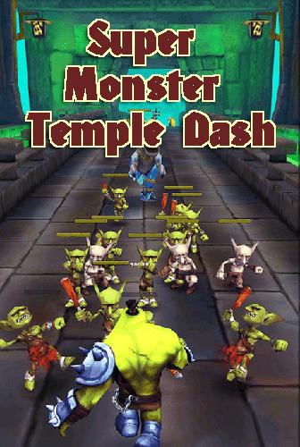 Иконка Super monster temple dash 3D