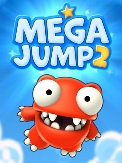 Mega jump 2 ícone
