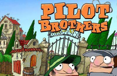логотип Братья Пилоты