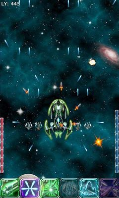 Starship Commander para Android
