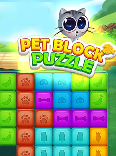 Pet block puzzle: Puzzle mania screenshot 1