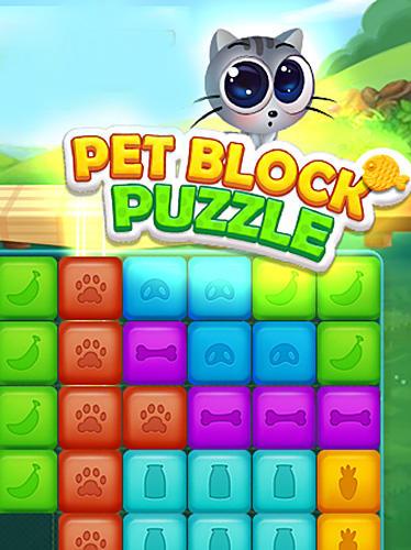 Pet block puzzle: Puzzle mania Symbol