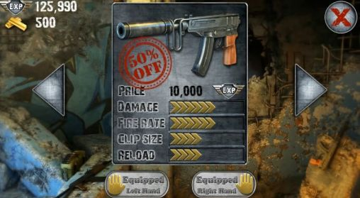 Double gun screenshot 3