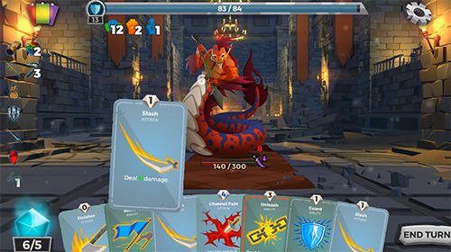 Kartenspiele Dungeon tales : An RPG deck building card game auf Deutsch