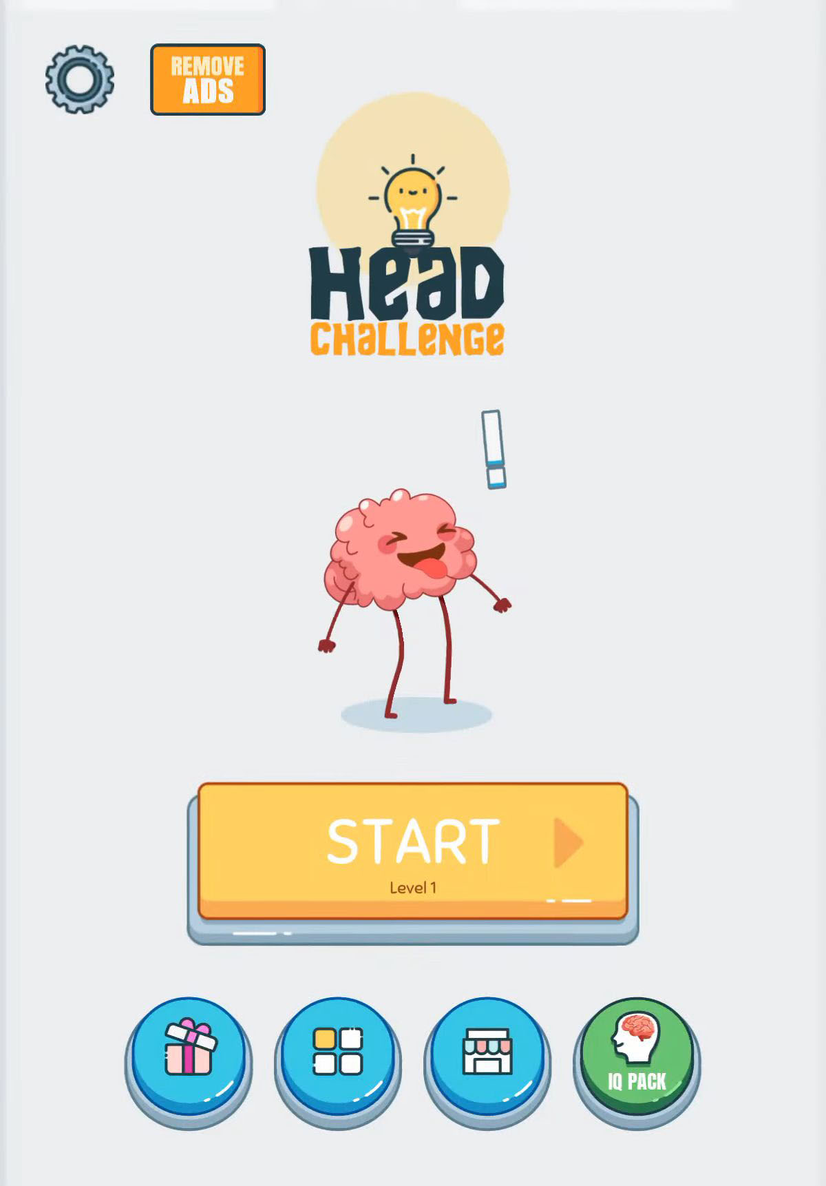 Head Challenge for Android
