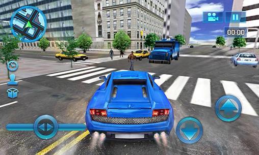Driving in car screenshots